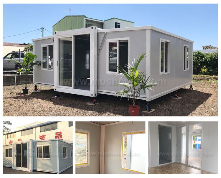 Hot Sale Modular Luxury Expandable Prefab Shipping