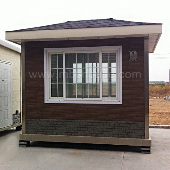 Customized High Quality Modular Home Prefab Security Kiosk House