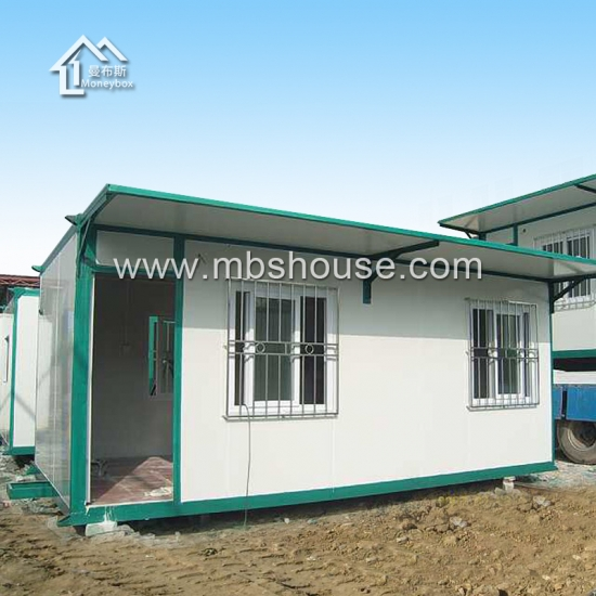Customized Detachable Steel Structure Frame Prefabricated Container Houses