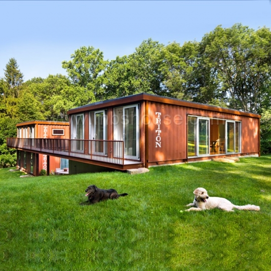 20ft Economical Portable Shipping Container Prefab House for Sale