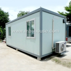 Mobile Detachable Container Homes