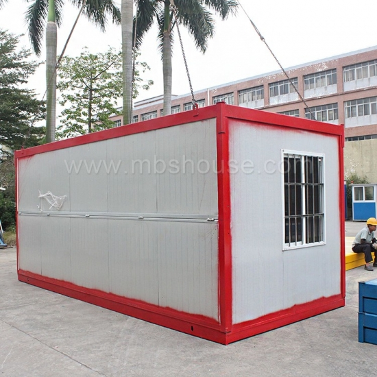 Folding Prefab Modular Tiny Homes Mobile Container House