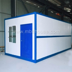 Factory Price Foldable Container House
