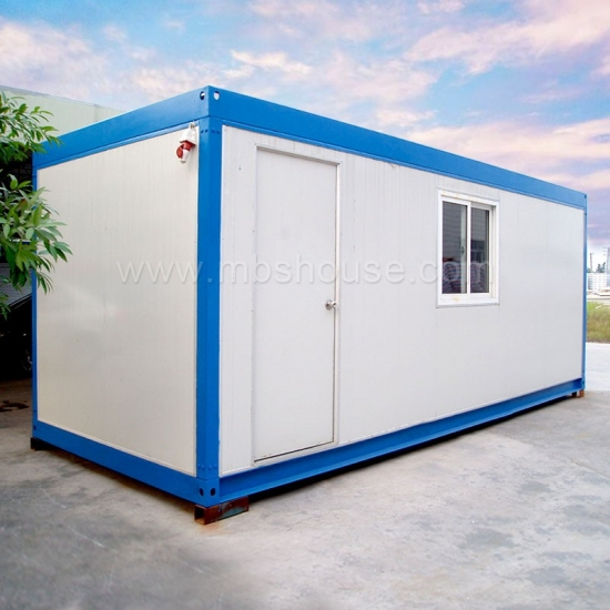 Modual Sandwich Panel Portable Flat Pack Container House
