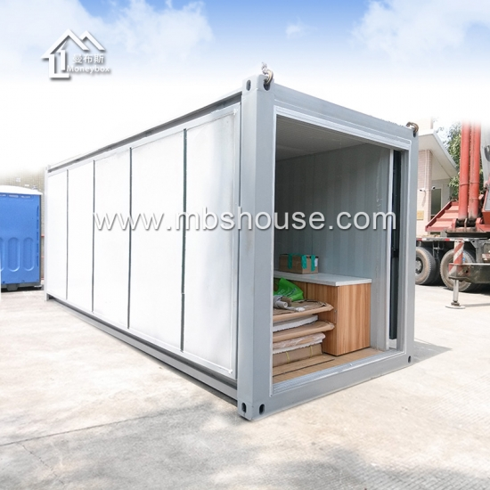 High Quality Expandable Mobile Container House Made in China