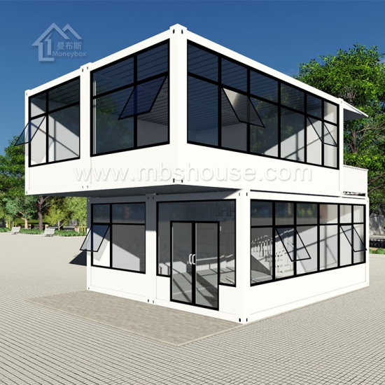 Easily Assembled and Convenient Transport Container House