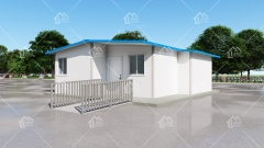 Steel Structure Prefabricated T House
