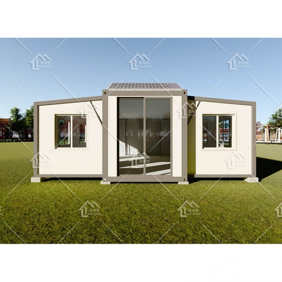 20ft Modular Solar Panel Movable Hospital Expandable Container House